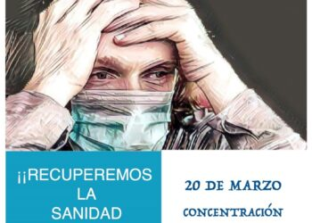 Coordinadora Andaluza Mareas Blancas: No a los recortes y enriquecimiento del sector privado ¡Recuperemos nuestra sanidad pública!