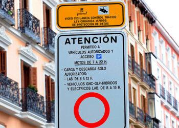 Un juzgado anula las multas por Madrid Central a un vecino de la extinta Áreas de Prioridad Residencial (APR) de Embajadores