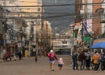 Detienen en Bolivia a líder de grupo paramilitar