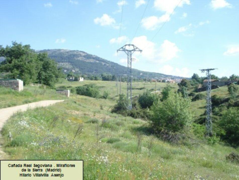 Las vías pecuarias madrileñas cada vez más degradadas por las autorizaciones de construcciones e instalaciones