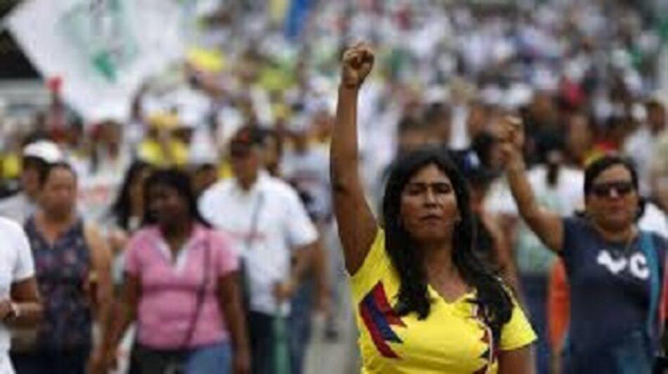 El 8 de marzo del capitalismo contra el pueblo mujer