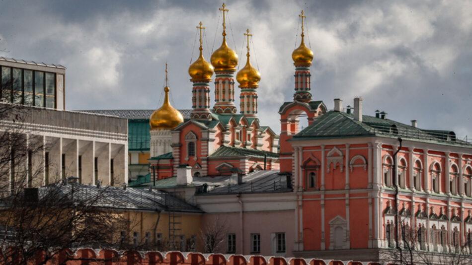 Rusia pide a EEUU abstenerse de «jugar con fuego» con nuevas sanciones