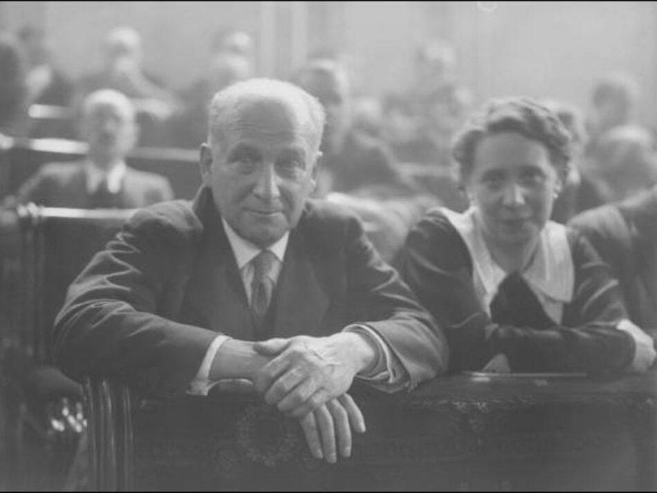 Francisco Largo Caballero. Obrero, sindicalista y político madrileño