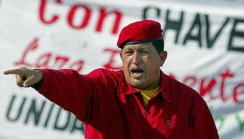 La voz de Chávez a 8 años de su muerte
