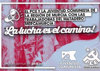 Denuncian negligencia y abandono del Ayuntamiento de Murcia a las trabajadoras del matadero de Mercamurcia