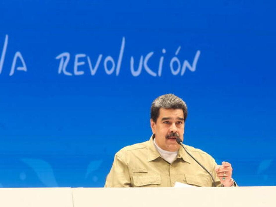 Manuel Zelaya apoya la posición de Nicolás Maduro en relación a la intromisión del Estado español en los asuntos internos de Venezuela