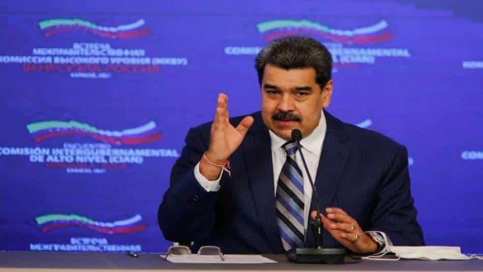 Pdte. Maduro: Venezuela y Rusia firman 12 nuevos acuerdos de cooperación