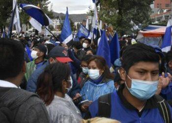 El MAS ganó 3 de las 9 gobernaciones y 41 alcaldías en Bolivia