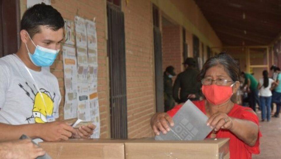 MAS se lleva 71 % de alcaldías tras subnacionales bolivianas