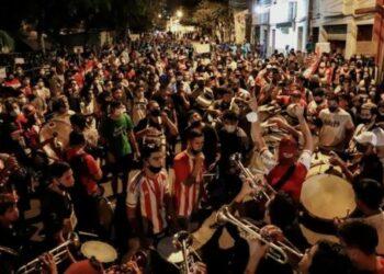 Continúan las protestas en Paraguay contra Abdo y su camarilla gobernante