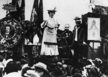 Rosa Luxemburgo, símbolo de lucha marxista-feminista