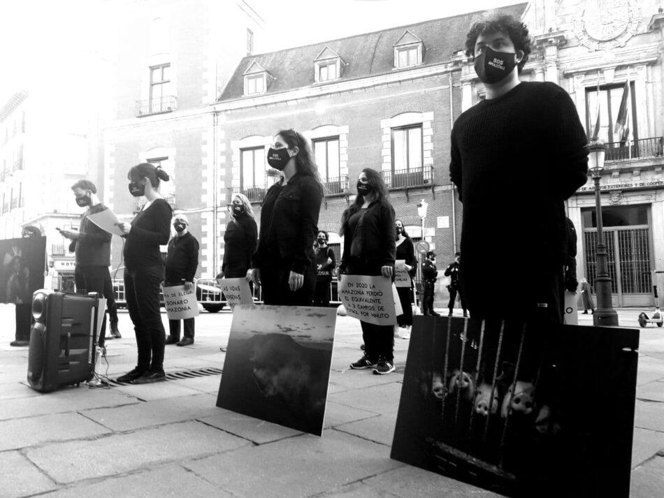 Rostros del Mercosur: música y arte fotográfico para exigir la no ratificación del Acuerdo comercial UE-Mercosur