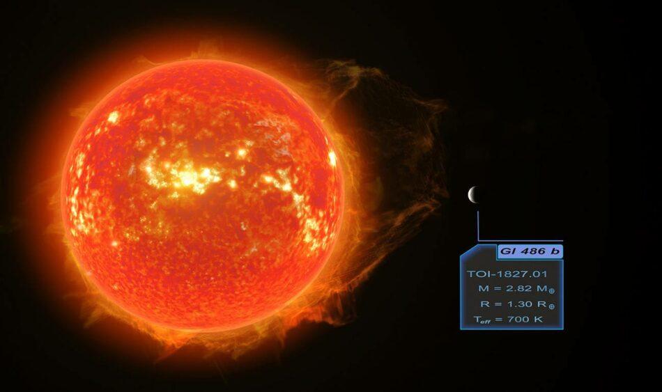 Descubierta una cercana supertierra ideal para la investigación atmosférica