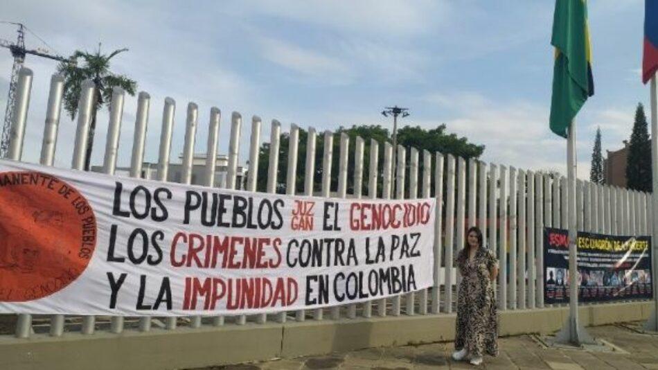 Corte internacional juzga crímenes del Estado colombiano