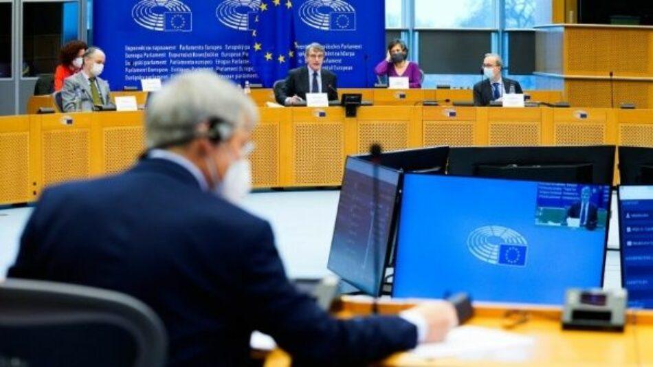 El parlamento europeo retira la inmunidad a los/as políticos/as independentistas