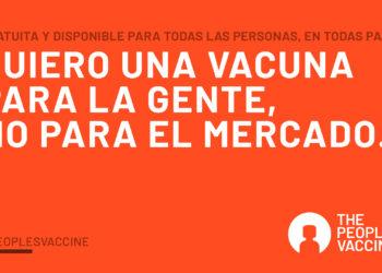 Las naciones ricas acaparan el 53% de las vacunas de la covid-19 para el 14% de la población mundial