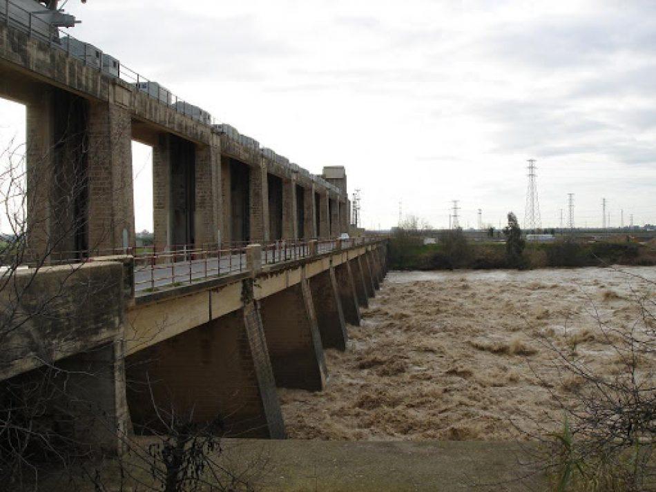 Unidas Podemos pide al Gobierno permeabilizar las presas del Bajo Guadalquivir para recuperar la biodiversidad del río