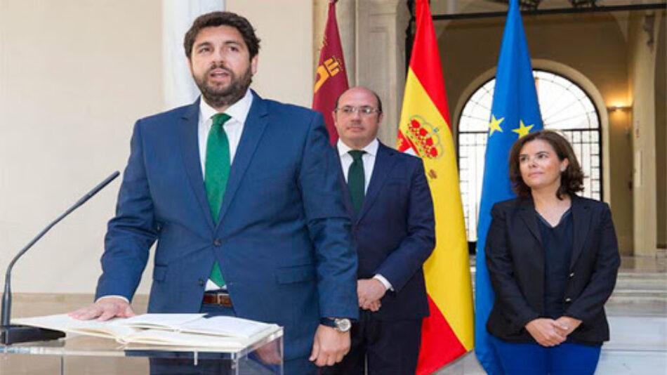 «Tamayazo» en la moción de censura en Murcia: el PP afirma haber amarrado el voto de tres diputados de Cs