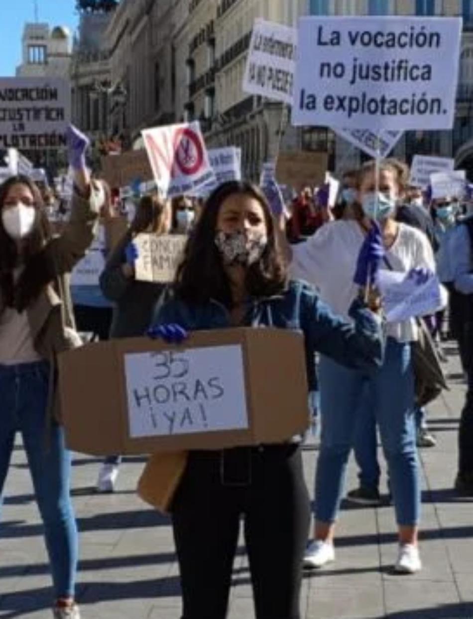 Por la vida y el empleo: hagamos del 8 de marzo un día de lucha de las trabajadoras