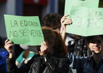Estudiantes en Movimiento lanza un dossier analítico de la LOMLOE