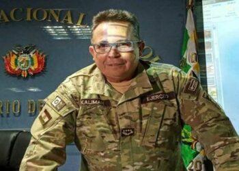 Ordenan el arresto de excomandante por golpe de 2019 en Bolivia