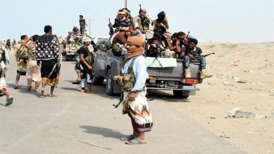Fuerzas hutíes rechazan alto al fuego de Arabia Saudita