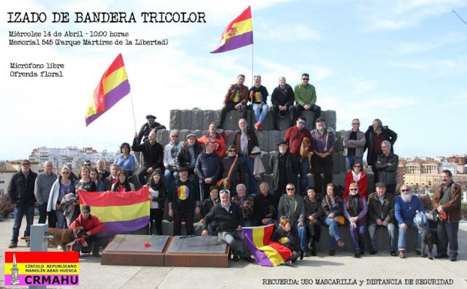 Círculo Republicano «Manolín Abad» de Huesca: «Saludo republicano en vísperas del 14 de abril»