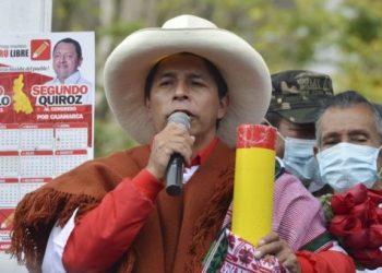 Pedro Castillo retoma actos públicos tras superar afección de salud