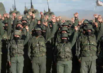 Dos soldados venezolanos mueren en enfrentamientos contra el narco en la frontera con Colombia