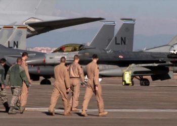Turquía prohíbe uso de sus bases aéreas por las fuerzas de EEUU