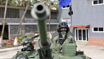 Venezuela aumenta las operaciones contra grupos armados colombianos