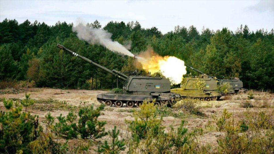 Biden refuerza la ayuda militar a Ucrania y escala la tensión con Rusia