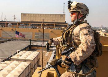 Exigen la evacuación de las tropas de combate de la embajada de Estados Unidos en Iraq