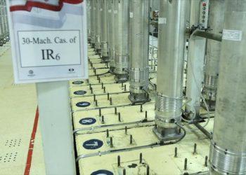 Irán arranca la producción de uranio enriquecido al 60 %