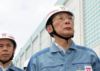 Japón decide desechar el agua de la central nuclear Fukushima al océano