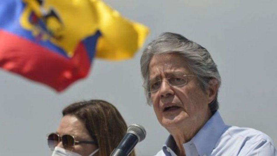 ¿Quién es Guillermo Lasso, el presidente electo de Ecuador?