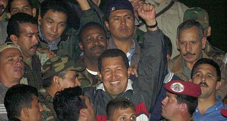 El golpe del 11 de abril de 2002 y su trascendencia para la Revolución Bolivariana