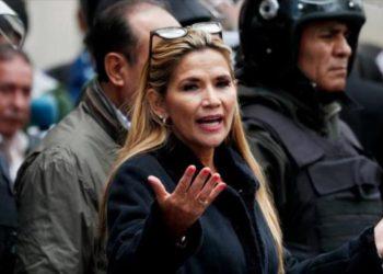 Desde Bolivia se alerta de que Áñez quiere escaparse de la cárcel