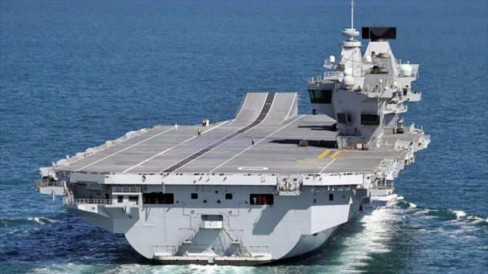Rusia arremete contra Londres por envío de buques al mar Negro