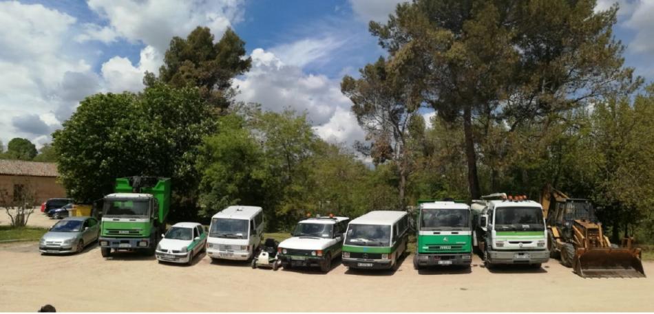 El Ayuntamiento de Madrid externaliza el servicio de parques y jardines