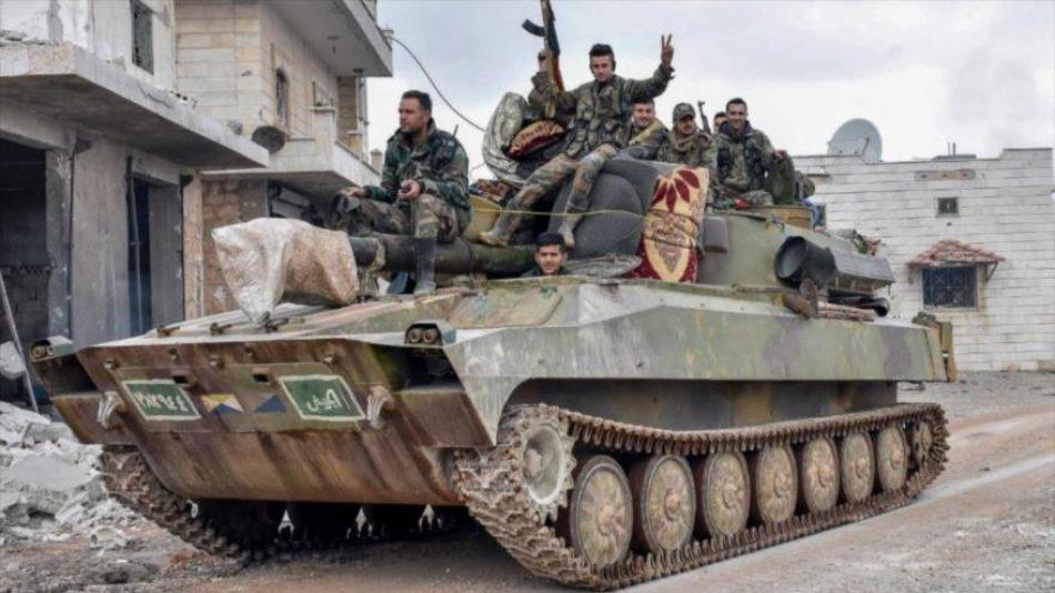 Siria responde con fuerza a ataques de terroristas en Idlib