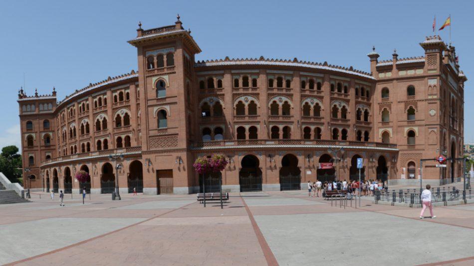 PACMA planta cara a la tauromaquia en Las Ventas, pese a la discriminación electoral