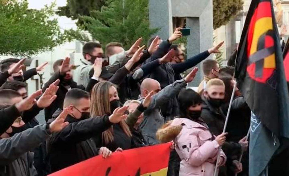 Paremos al fascismo