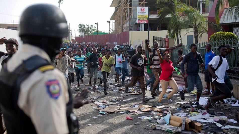 Sector Democrático Popular rechaza diálogo con Gobierno haitiano