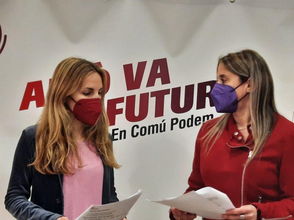 Badalona En Comú Podem defensa unes inversions municipals en clau ecologista, social i transformadora