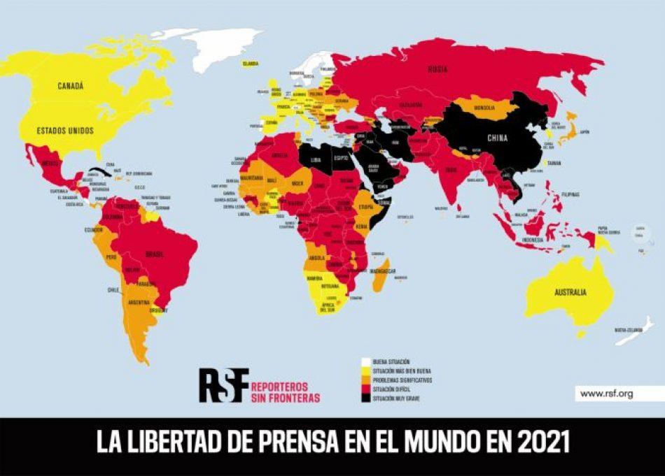 La justicia marroquí cumple las órdenes del poder, según Reporteros sin Fronteras