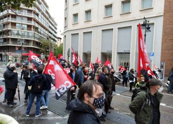 CGT se concentra por la derogación de las reformas laborales