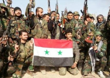 Ejército sirio toma dos bases de los aliados de EEUU en Qamishli