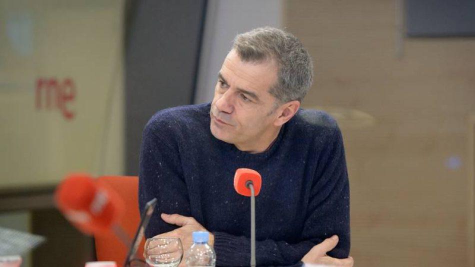 La Junta electoral admite la candidatura de Toni Cantó por el PP a pesar de no estar empadronado en Madrid cuando se convocaron las elecciones