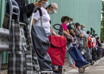 «Es urgente mejorar el Real Decreto-Ley 20/2020 del ingreso mínimo vital (IMV) para dar cobertura a la mayoría de personas y familias vulnerables»